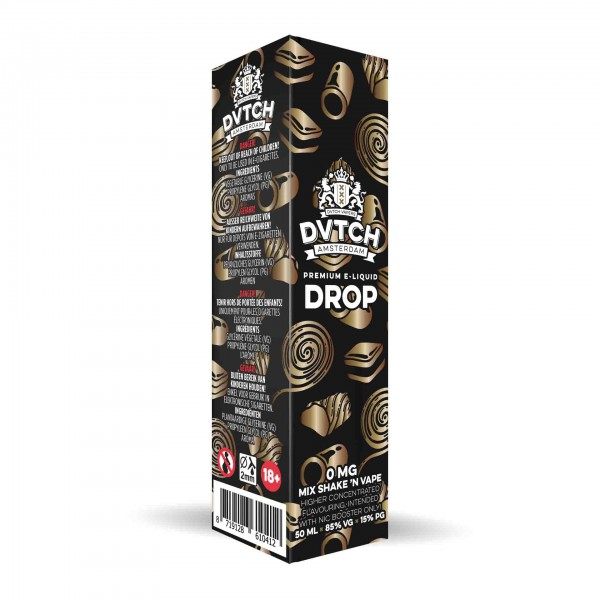 DVTCH - Drop - 50ml - e-Liquid