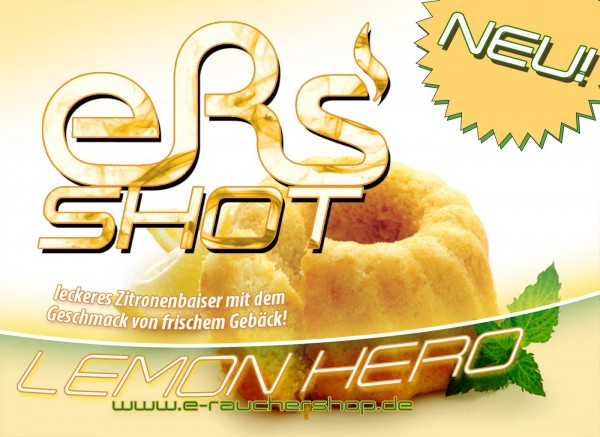 eRs Shot - Lemon Hero