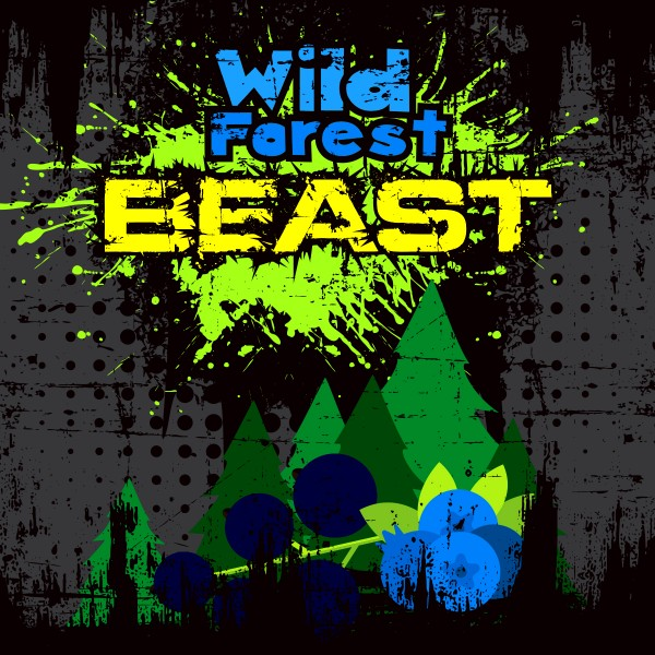 Beast Wild Forest - Shake'n'Vape - Liquid 50ml by Big Mouth