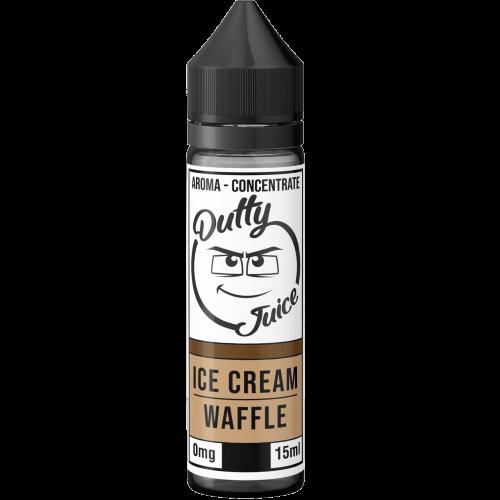 Ice Cream Waffle Longfill Aroma Dutty Juice