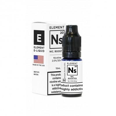 Nikotinsalz - 20mg/ml - 10ml - Element Ns20