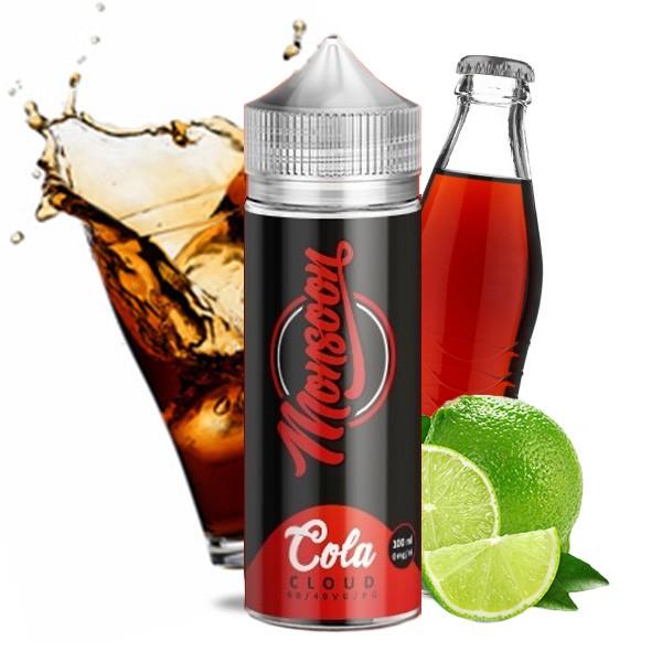 Monsoon Liquid Cola Cloud Shortfill