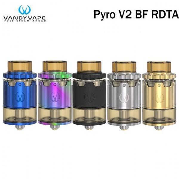 Vandy Vape - Pyro V2 RDTA