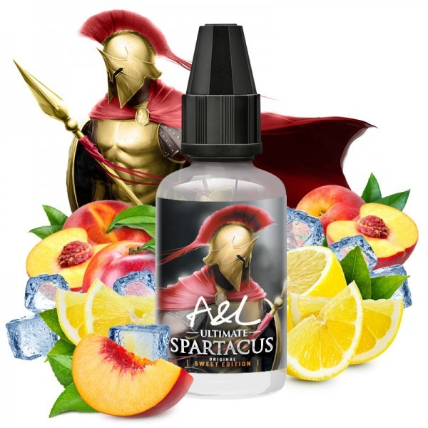 Spartacus Ultimate Aroma A&L Flavors 30ml