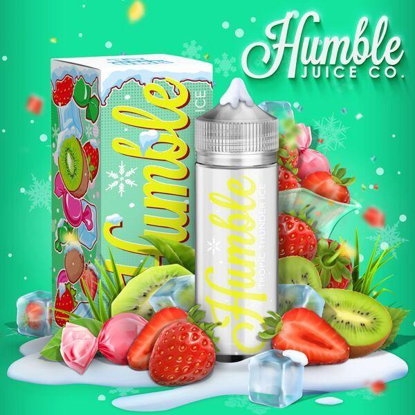Humble Plus - Tropic Thunder Ice 100ml