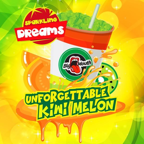 Unforgettable Kiwi Melon Splash - Shake'n'Vape - Liquid 50ml by Big Mouth