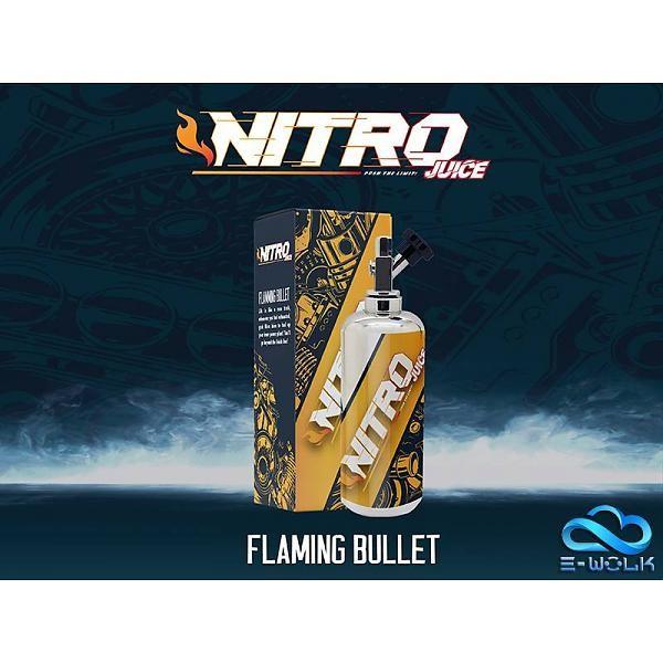Flamming Bullet - Nitro Juice - e-Liquid - 50ml