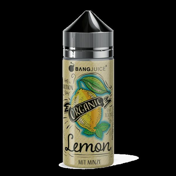 BangJuice - Organic - Lemon 100/120ml