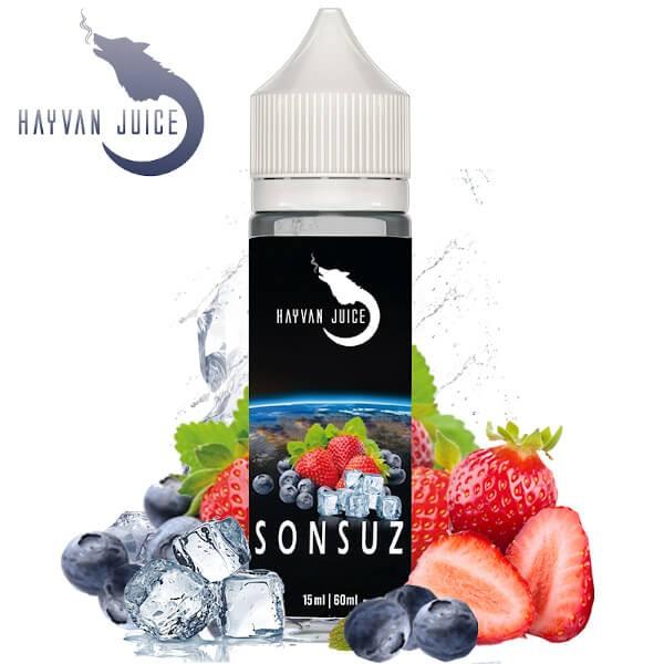 Sonsuz Aroma Hayvan Juice