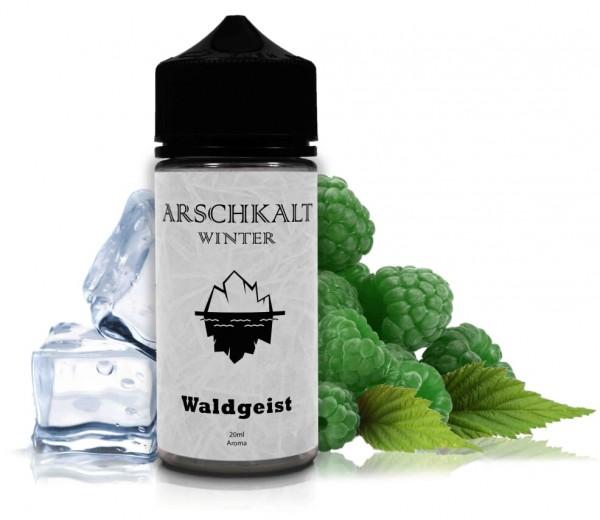Arschkalt Winter Aroma Waldgeist