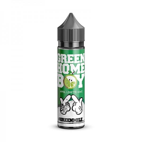 Green Homeboy Aroma #Gangblood