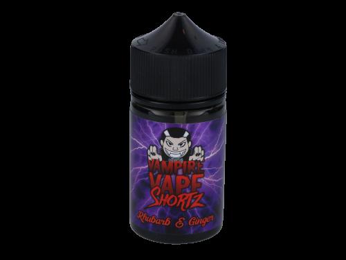 Rhubarb & Ginger - Vampire Vape Shortz - e-Liquid - 50ml