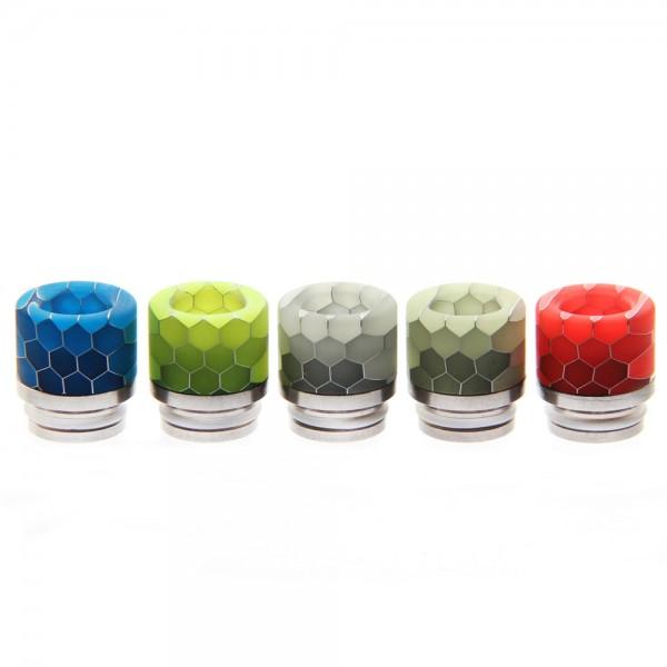 Mundstück 810er - Resin Noctilucent - Drip Tip - 8#