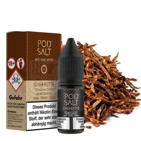 Pod Salt Liquid Cigarette Nikotinsalz 20mg/ml