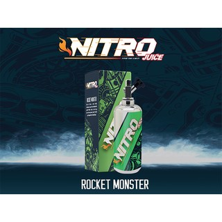 Rocket Monster - Nitro Juice - e-Liquid - 50ml