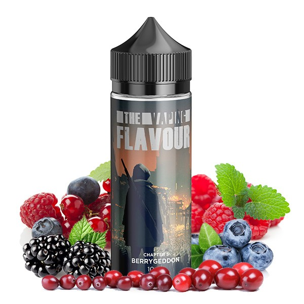The Vaping Flavour - Berrygeddon Ch.5 - 10ml Aroma