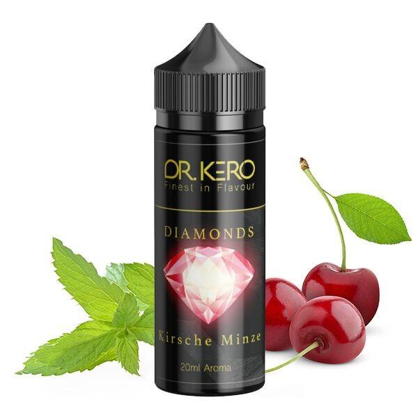 Diamonds - Kirsche Minze - Aroma - 20/120ml - Dr. Kero