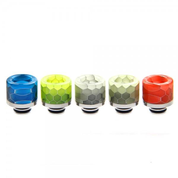 Mundstück 510er - Resin Noctilucent - Drip Tip - 6#