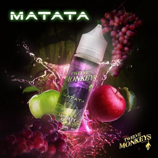 Twelve Monkeys - Matata - Liquid 50ml