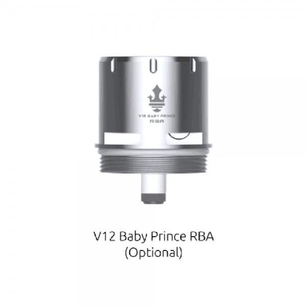 Smok TFV12 Baby Prince RBA Selbstwickeleinheit