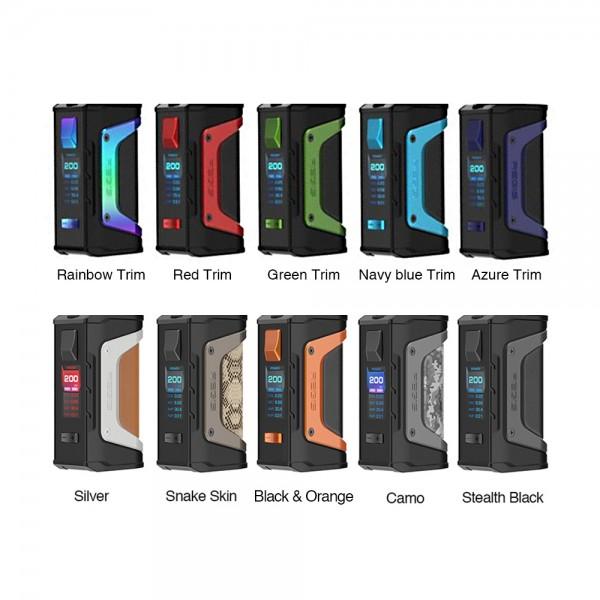 Geekvape - Aegis Legend - 200Watt - Akkuträger