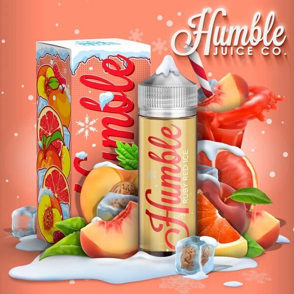 Humble Plus - Ruby Red Ice 100ml