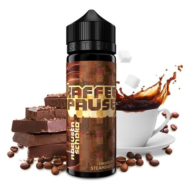 Kaffeepause Aroma Robusta Schoko by Steamshots