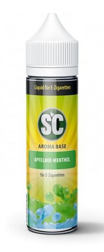 SC Liquid Apfelmix Menthol