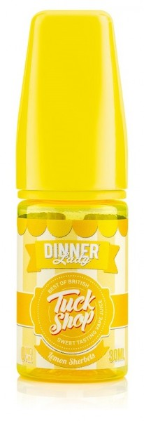 Tuck Shop - Lemon Sherbets - 25ml by Dinner Lady