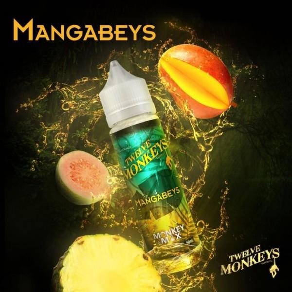 Twelve Monkeys - Mangabeys - Liquid 50ml