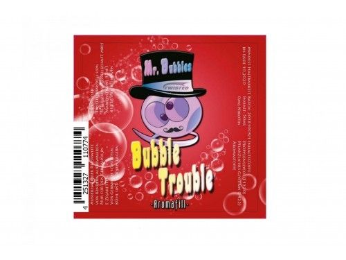 Bubble Trouble - Mr. Bubbles - Twisted - Liquid 50ml