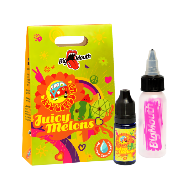 All Loved Up Juicy Melons Aroma by Big Mouth