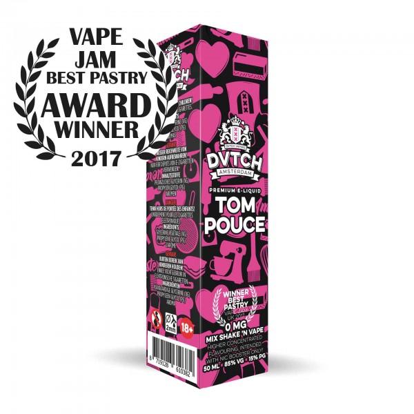 DVTCH - Tom Pouce - 50ml - e-Liquid