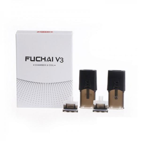Fuchai V3 Tank 1.5ml 2pcs