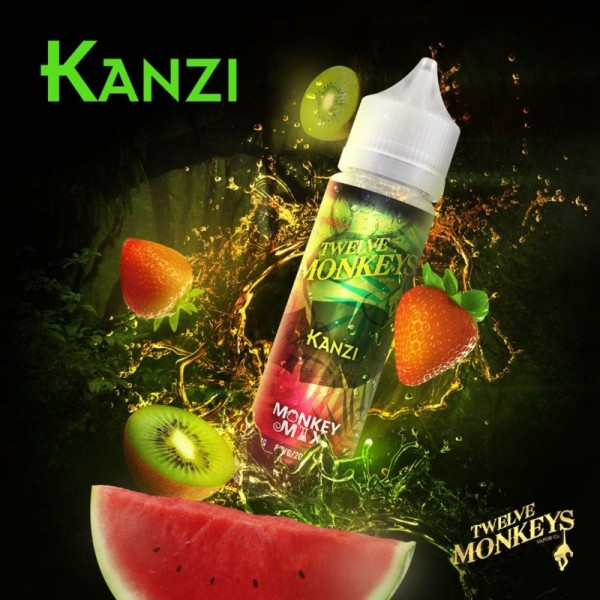 Twelve Monkeys - Kanzi - Liquid 50ml