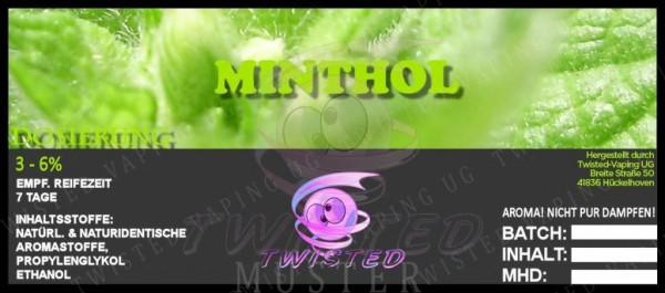 Minthol - Aroma Twisted 10ml