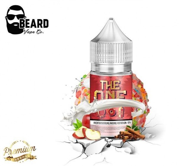 The One Apple - Aroma - Beard - 30ml