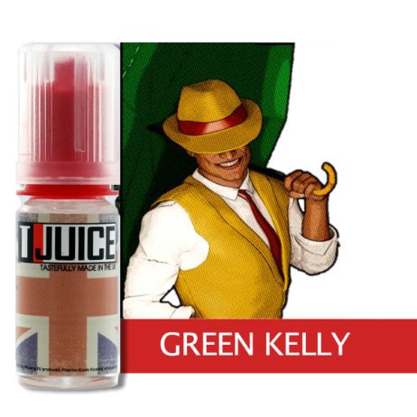 T-Juice - Green Kelly - e-Liquid