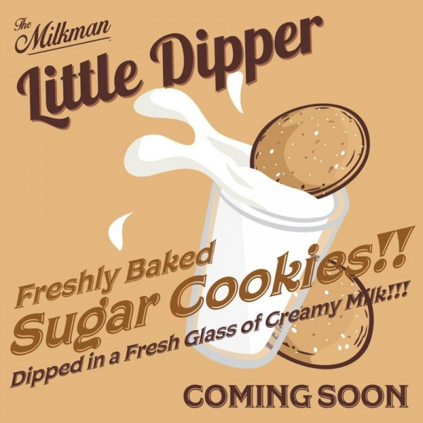 The Milkman - Little Dipper - Shortfill Liquid 50ml