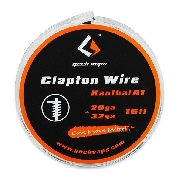 GeekVape - Kanthal A1 Clapton - Wickeldraht