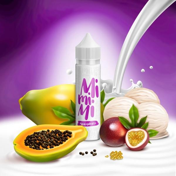 Maracujabratze - Aroma - 15/60ml - MiMiMi Juice