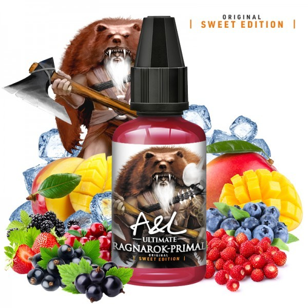 Ragnarok Primal Ultimate Aroma A&L Flavors 30ml