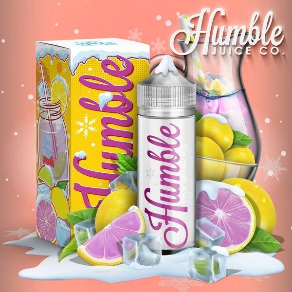 Humble Plus - Pink Spark Ice 100ml