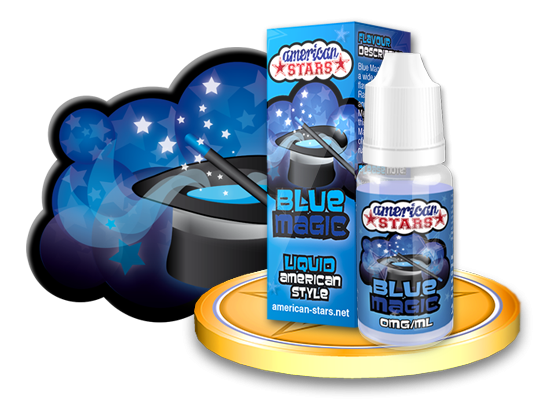 American Stars Liquid Blue Magic