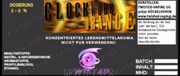 Clockwork Orange - Aroma Twisted 10ml