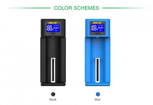 Golisi I1 LCD Smart Charger USB Ladegerät