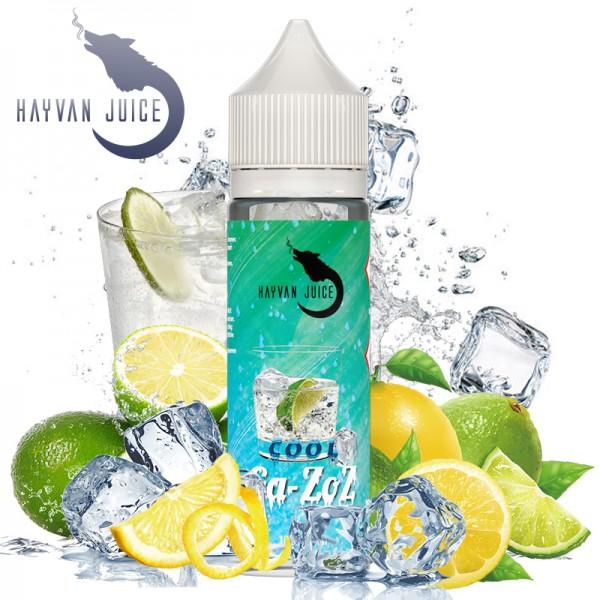 Ga-Zoz Cool Aroma für 60ml - Hayvan Juice