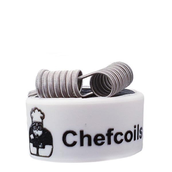 Chefcoils Handmade Walküre Ni80/V2A Coil