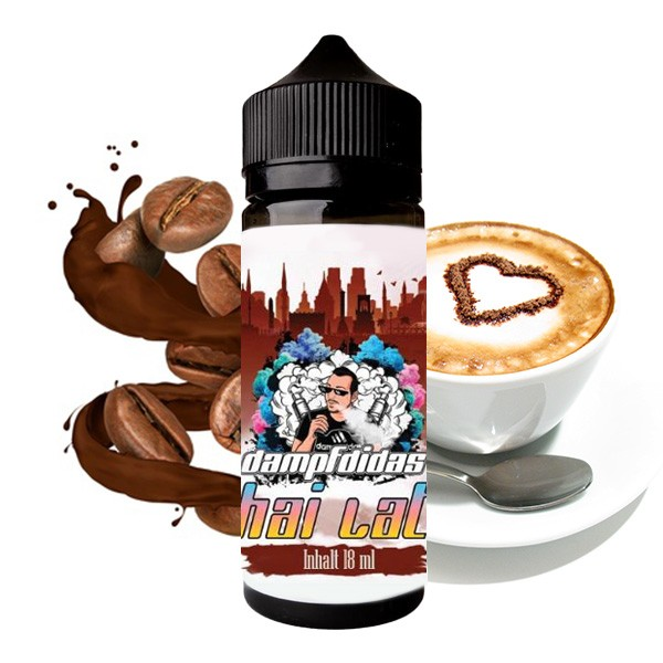 Dampfdidas - Chai-Latte - Aroma