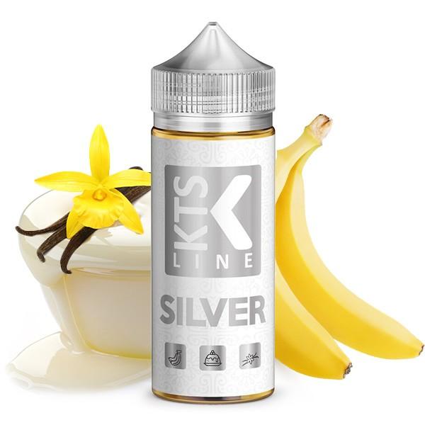 KTS Line - Silver - 30ml Aroma